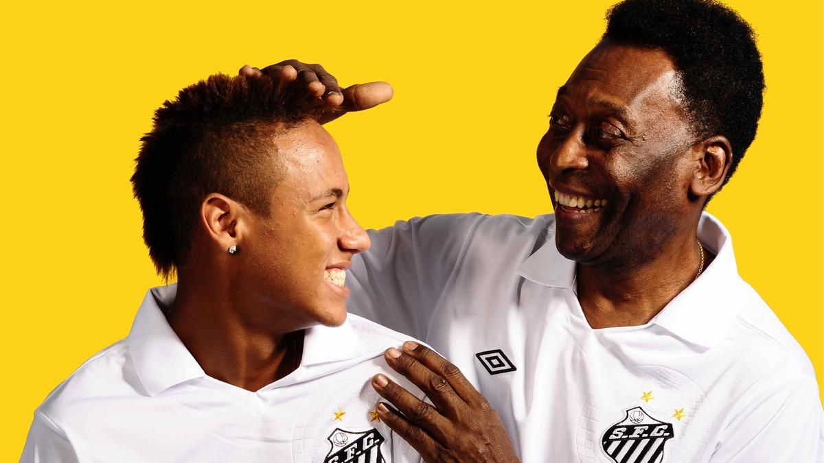 Barcelone : L'énorme tacle de Pelé à Neymar