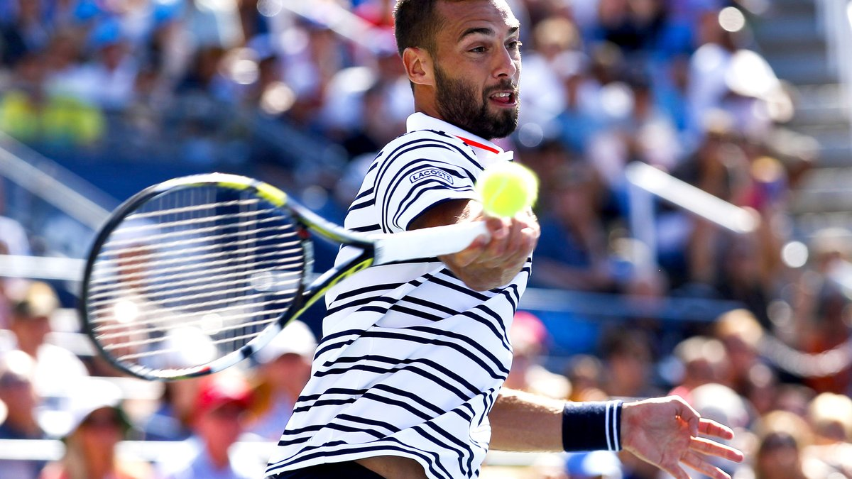 Tennis : Le nouveau message fort de Benoit Paire � Arnaud Cl�ment !