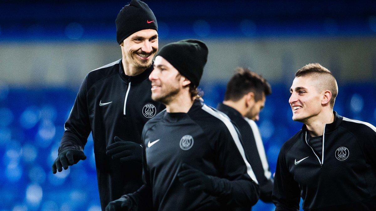 Insolite : Verratti, Ibrahimovic… Les Parisiens prennent la pose autour… d'une paella