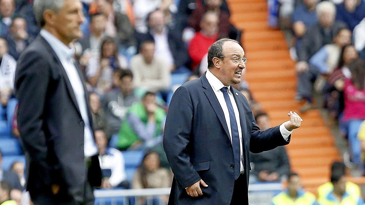 Rafael Benitez attend plus de ses joueurs pour le choc contre le PSG