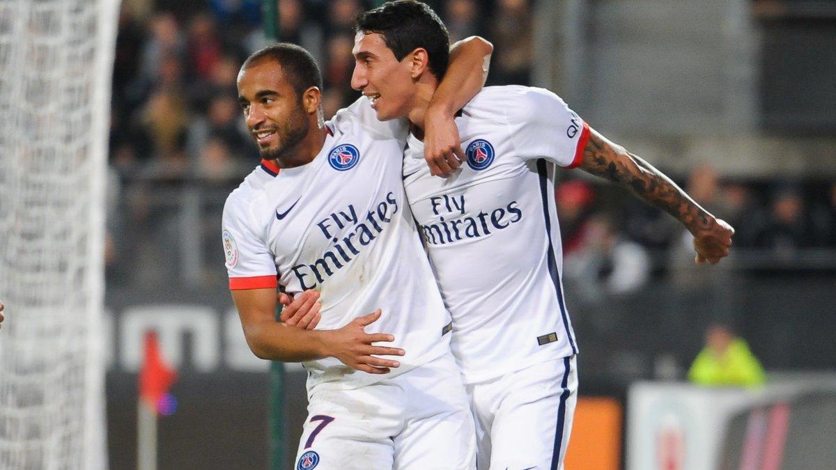 Draxler comprend déjà le français — PSG