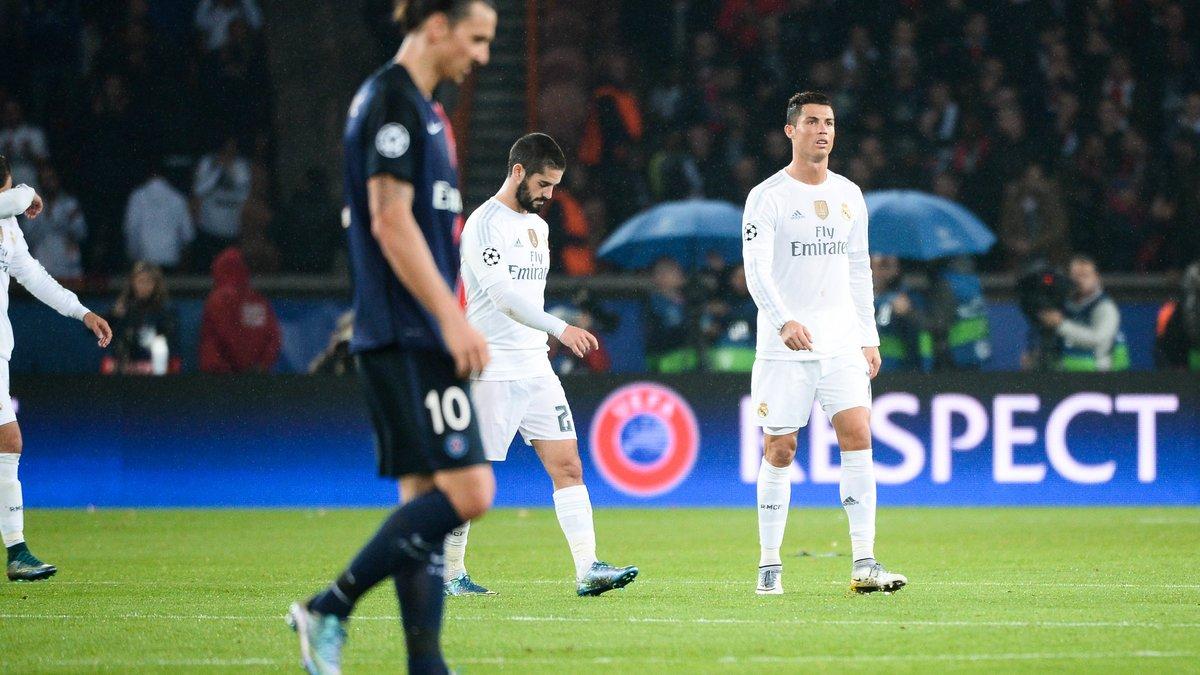 Zlatan Ibrahimovic compare le projet PSG à celui du Real Madrid