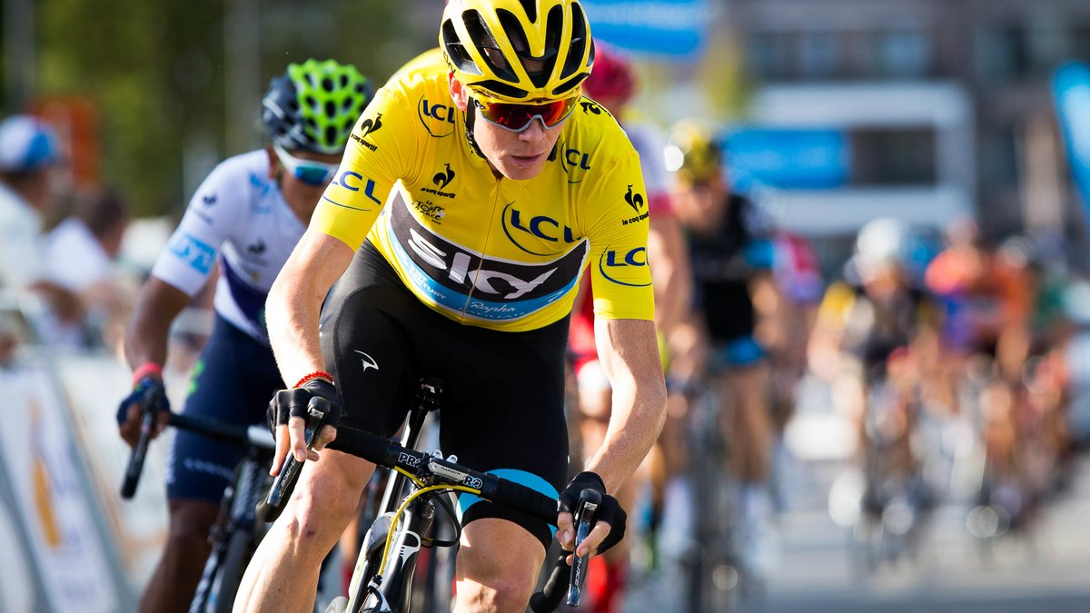 Cyclisme : Cette confidence de Chris Froome sur sa crainte du dopage pendant le Tour de France