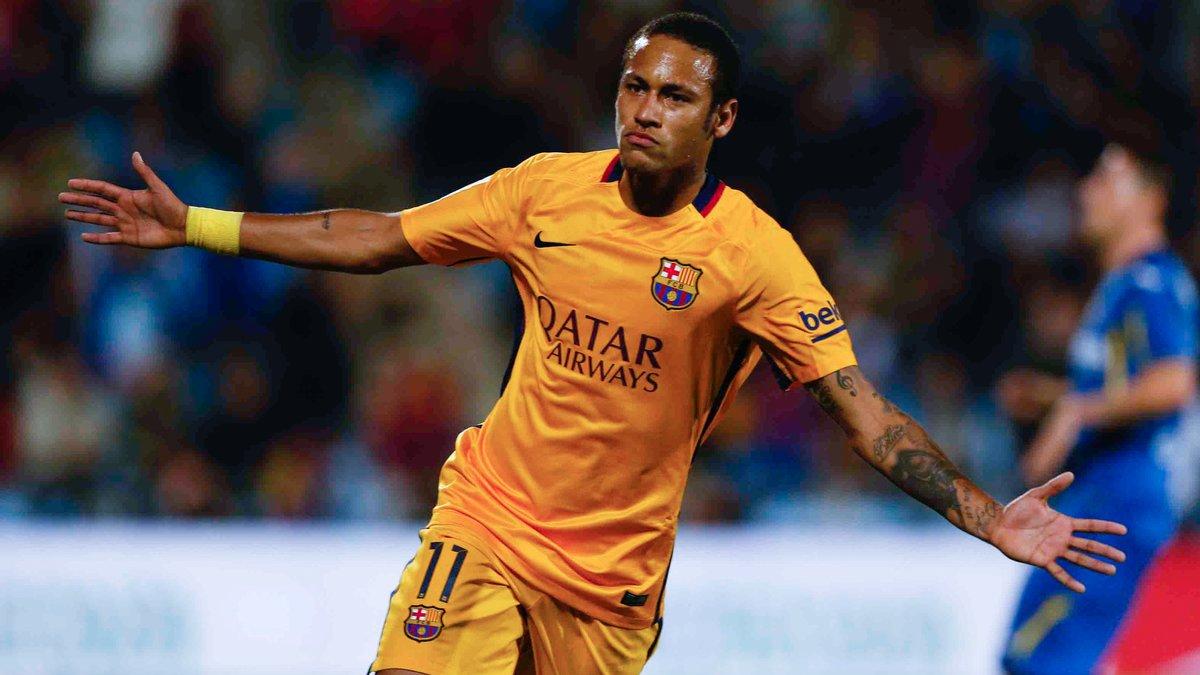 Neymar s'accommode de mieux en mieux de l'absence de Lionel Messi