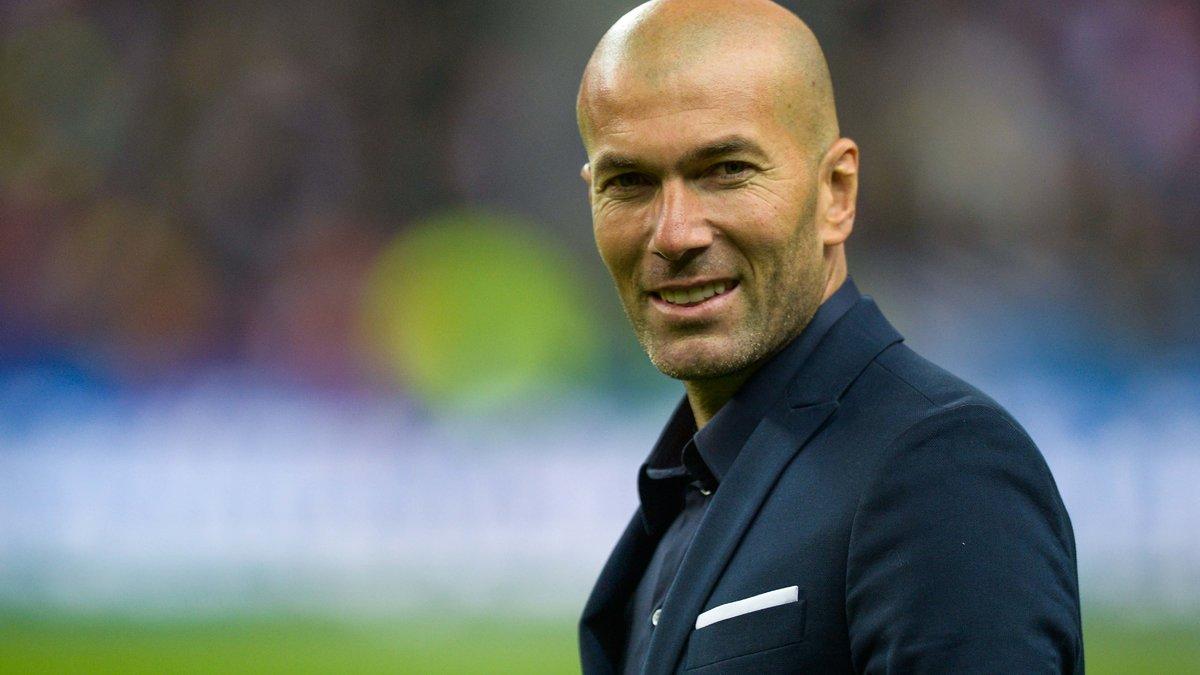 Real Madrid : Les premiers mots de Zinedine Zidane