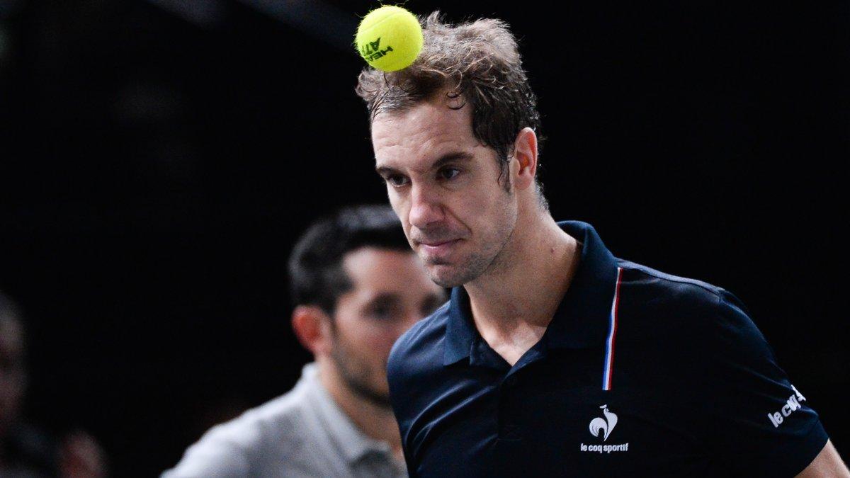 Tennis : Les grosses ambitions de Richard Gasquet !