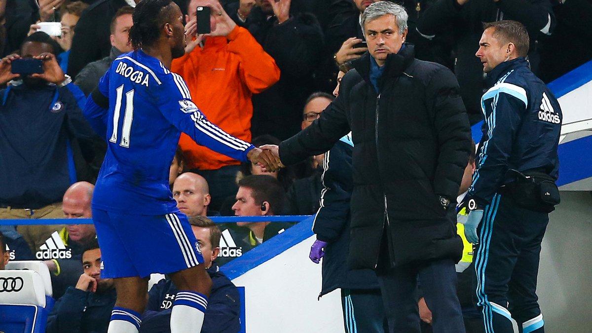 Mercato - Chelsea : La nouvelle confidence de Didier Drogba sur la situation de José Mourinho !