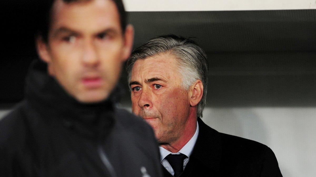 Real Madrid : Ancelotti dévoile les dessous d'un clash dans le vestiaire madrilène