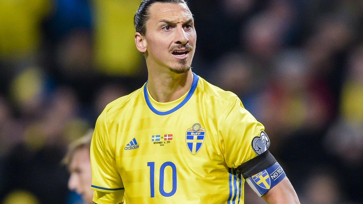 PSG : Zlatan Ibrahimovic et sa volonté de représenter la Suède en France durant l'Euro