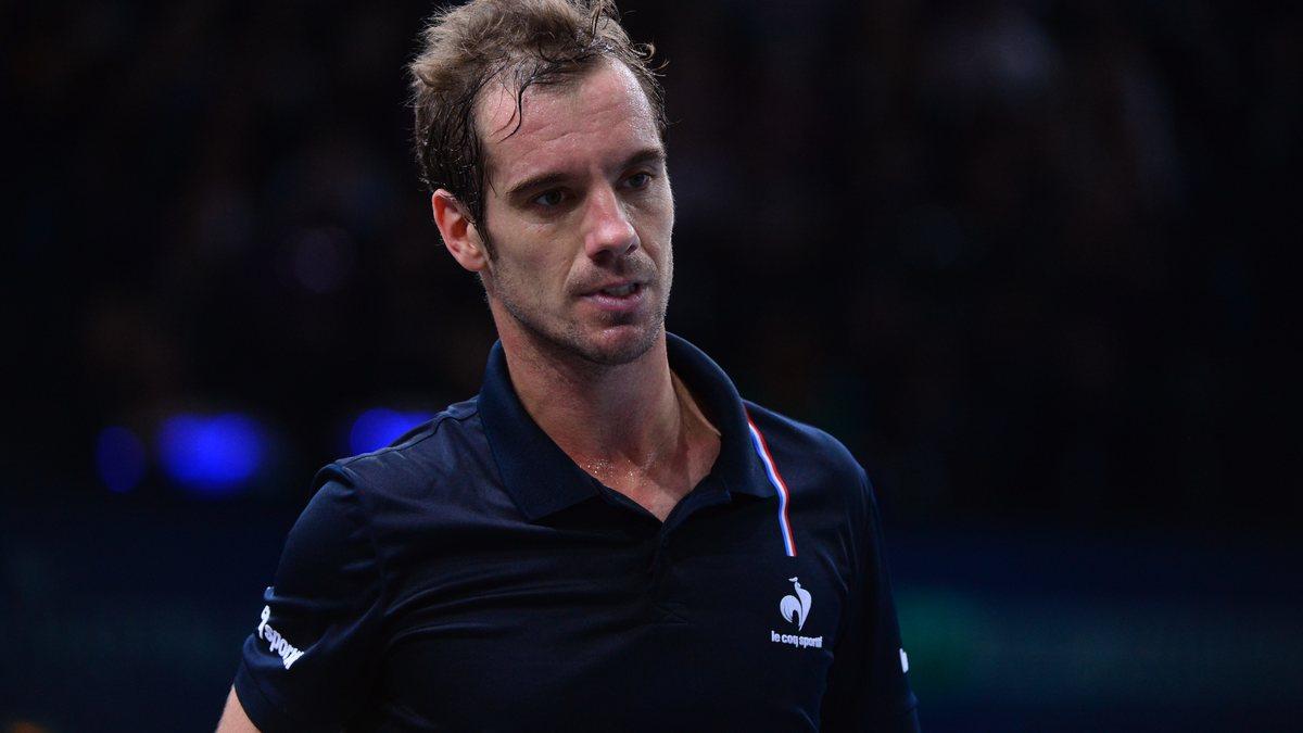 Tennis : Richard Gasquet raconte sa soir�e au Stade de France...