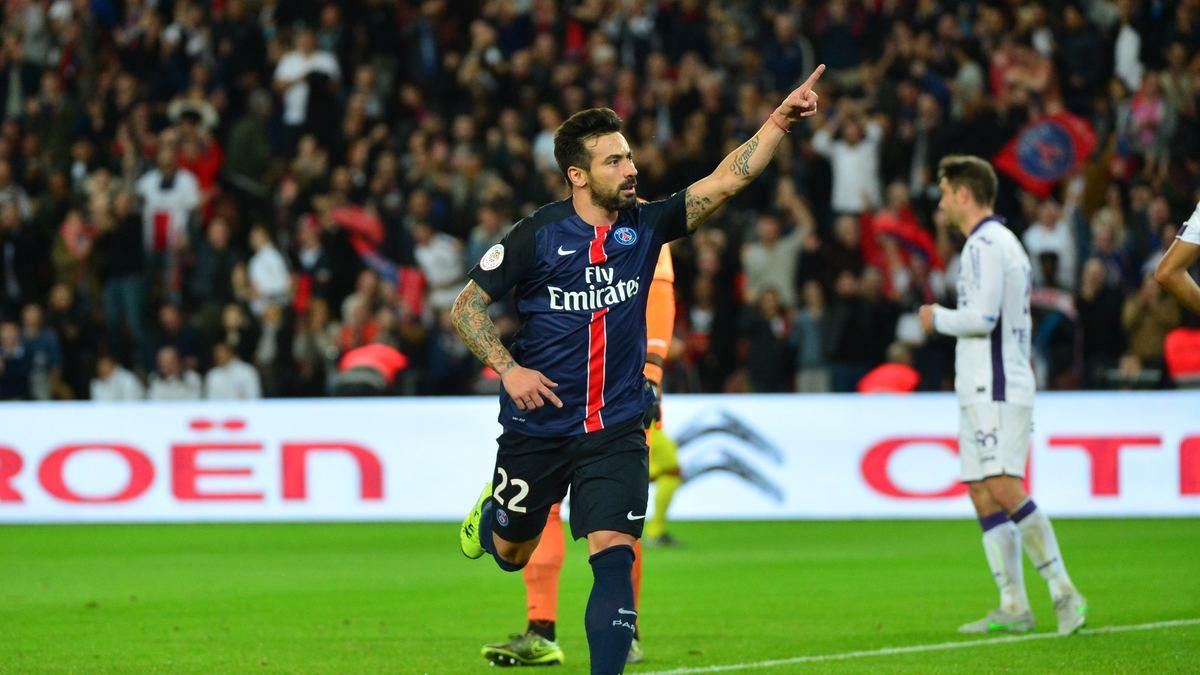Mercato - PSG : Ezequiel Lavezzi de plus en plus proche du Barça ?