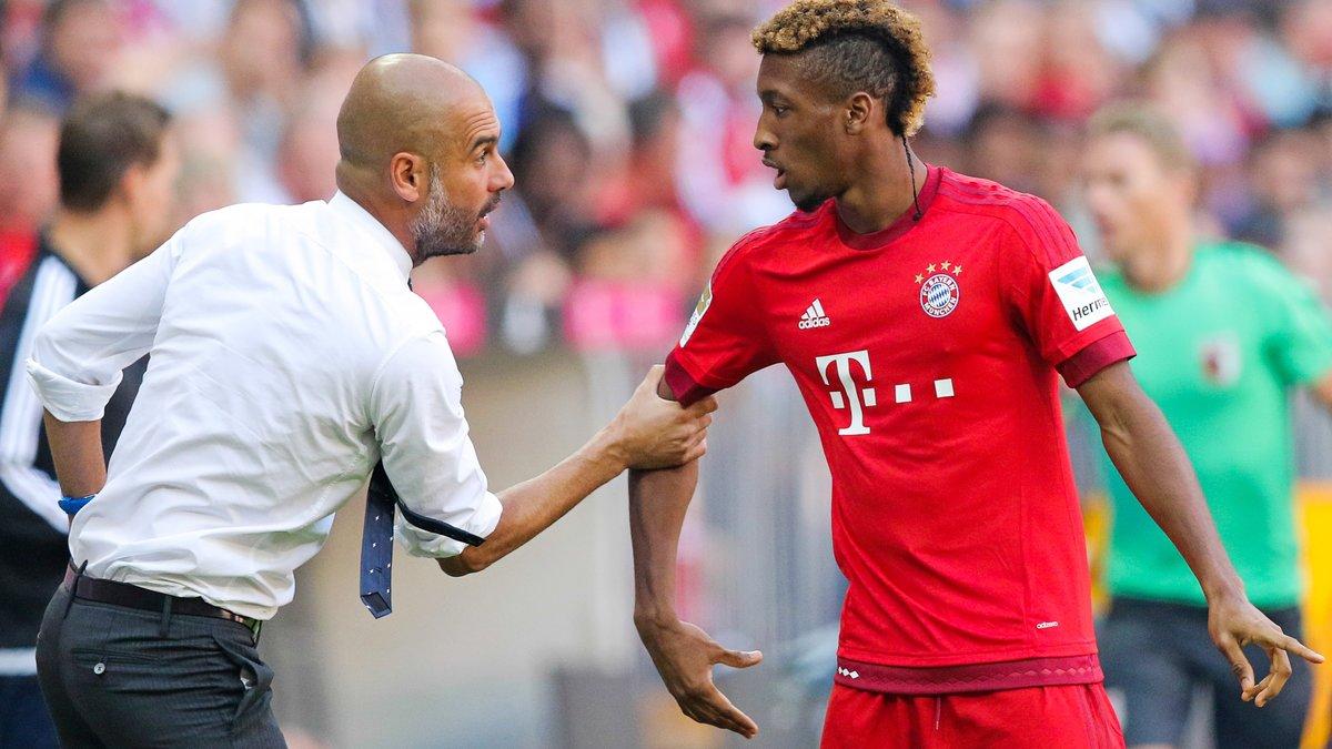Mercato - PSG/Juventus : Comment Guardiola a convaincu Coman de venir au Bayern !