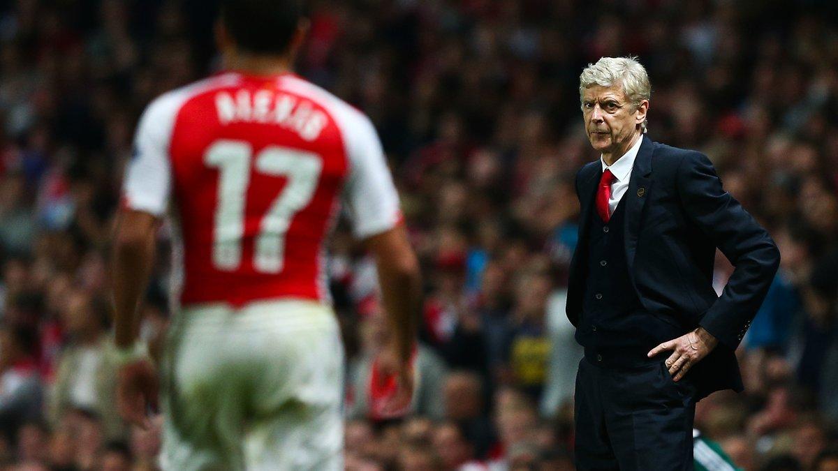 Mercato - Arsenal : Mesut Özil, Alexis Sanchez… La mise au point d'Arsène Wenger !