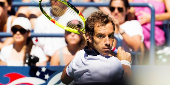 Tennis : Ce que peut vraiment esp�rer Gasquet en 2016 !