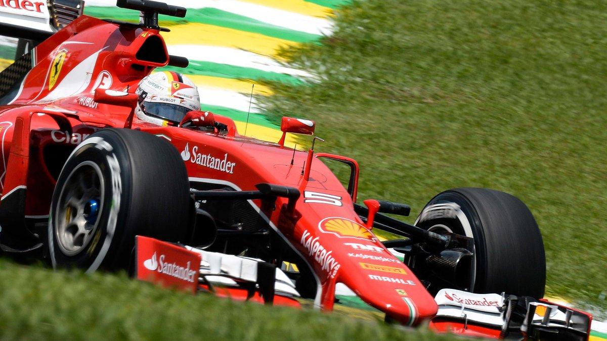 Sebastian Vettel est convaincu que «Ferrari est nettement plus proche de Mercedes»