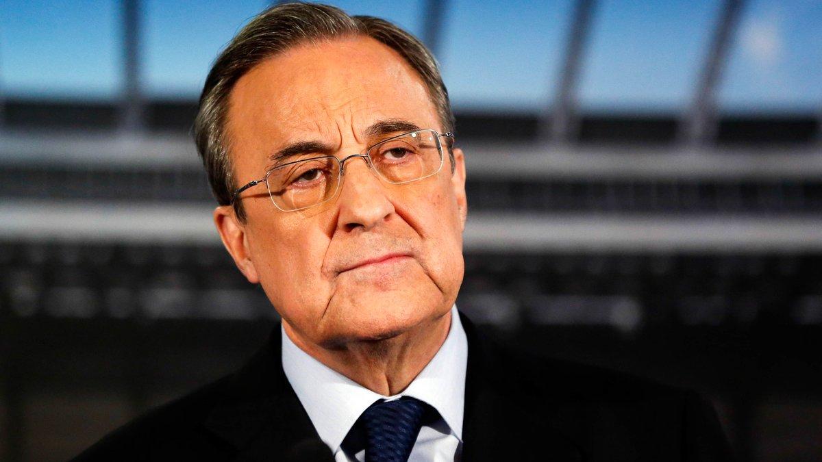 Real Madrid : Quand le public du Bernabeu réclame la démission de Florentino Pérez
