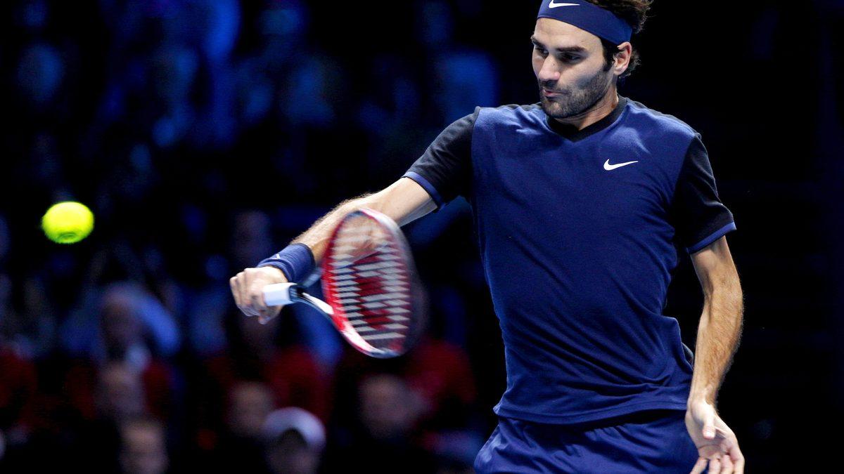 La réaction de Roger Federer après sa défaite face à Novak Djokovic