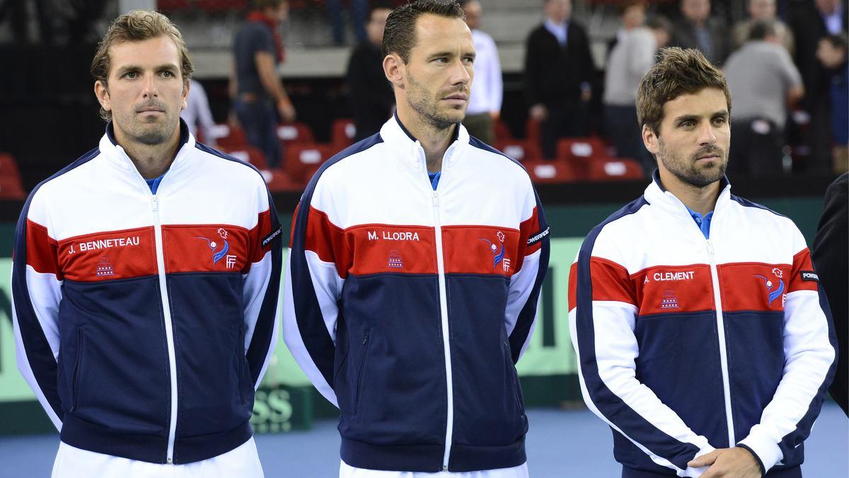 Tennis : Quand Micha�l Llodra tacle... Arnaud Cl�ment !