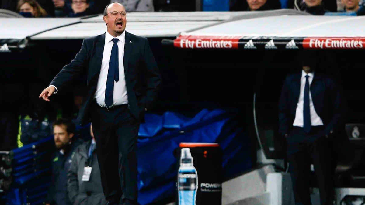 Mercato - Real Madrid : Rafael Benitez attend des renforts dès cet hiver !