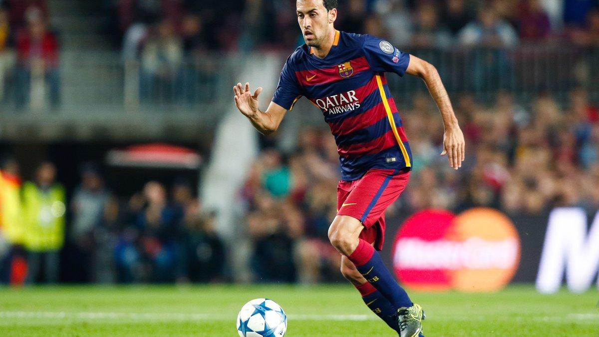 Sergio Busquets veut rapidement fixer son avenir