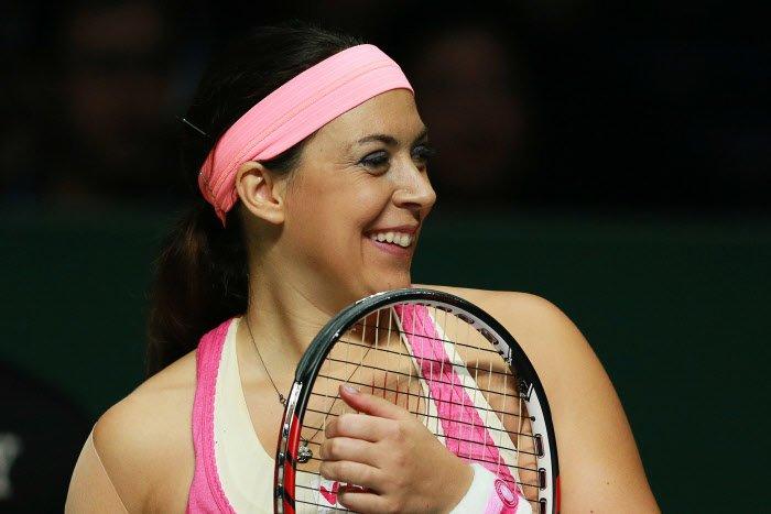 Tennis : Quand Marion Bartoli pose avec Rafael Nadal