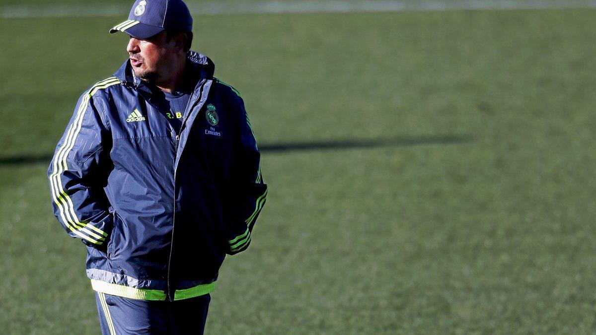 Polémique : Rafael Benitez s'énerve après une nouvelle question sur le cas Cheryshev