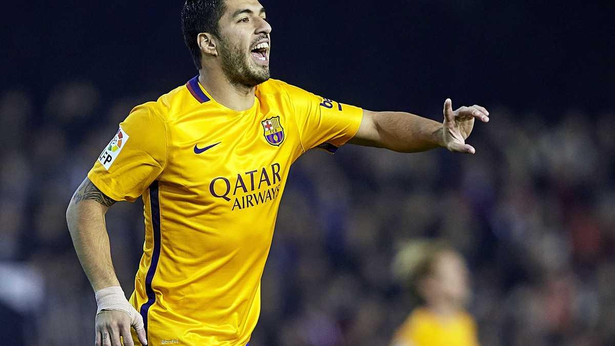 Le directeur sportif du Barça juge le geste de Luis Suarez sur Aymen Abdennour