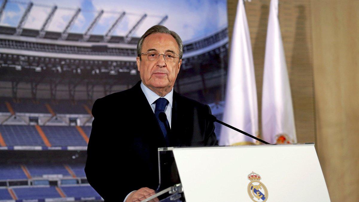 Real Madrid : Florentino Pérez évoque sa fierté pour Zinedine Zidane
