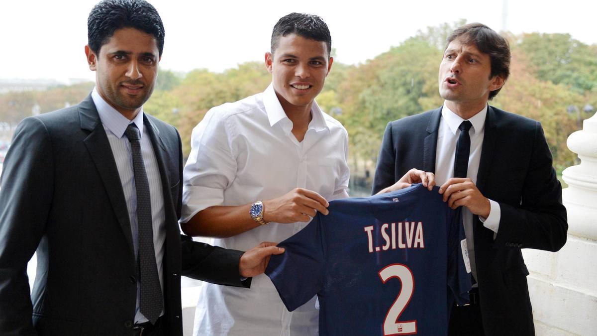 PSG : Vers un destin à la Leonardo pour Thiago Silva
