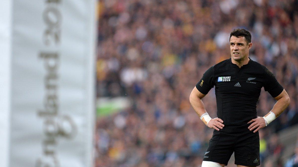 Rugby : L'amusante anecdote de Dan Carter sur la finale de la Coupe du monde !