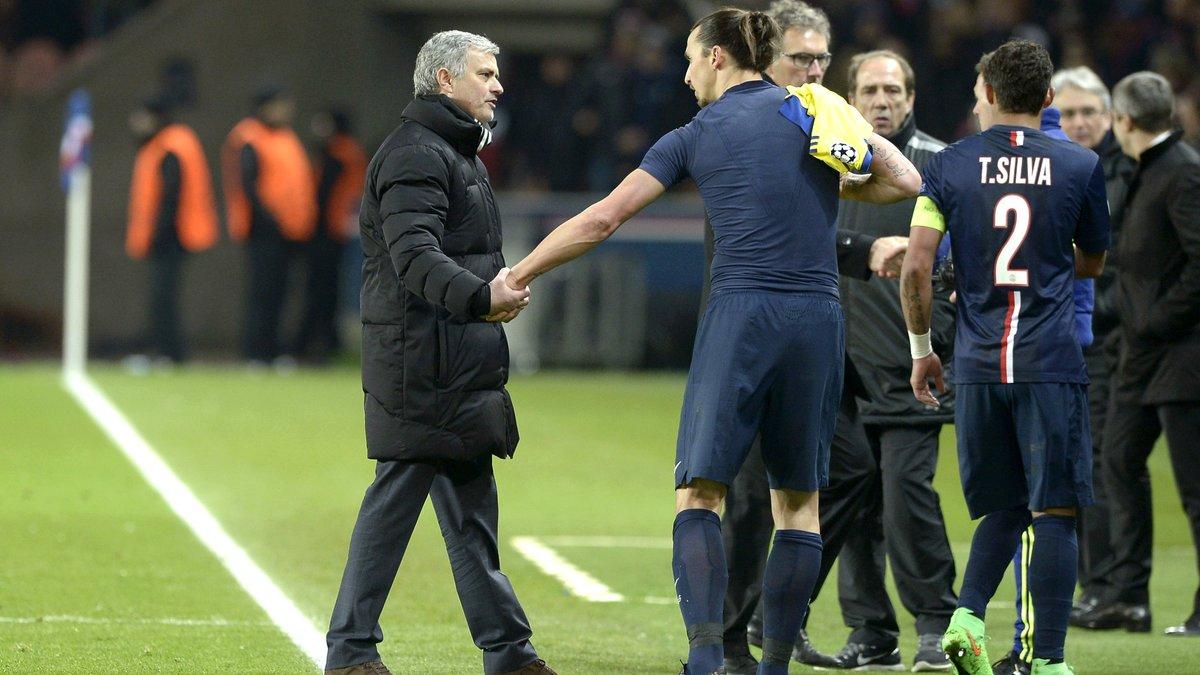 Manchester United : José Mourinho et l'importance de Zlatan Ibrahimovic