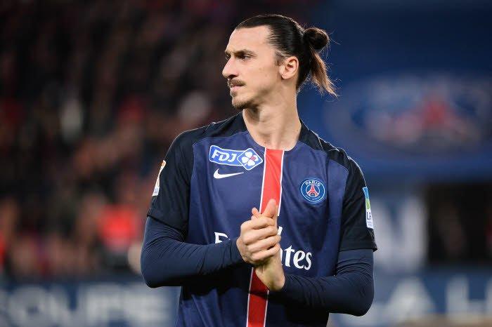 PSG : L�agent de Boufal et Alessandrini pense que �Zlatan Ibrahimovic prolongera�