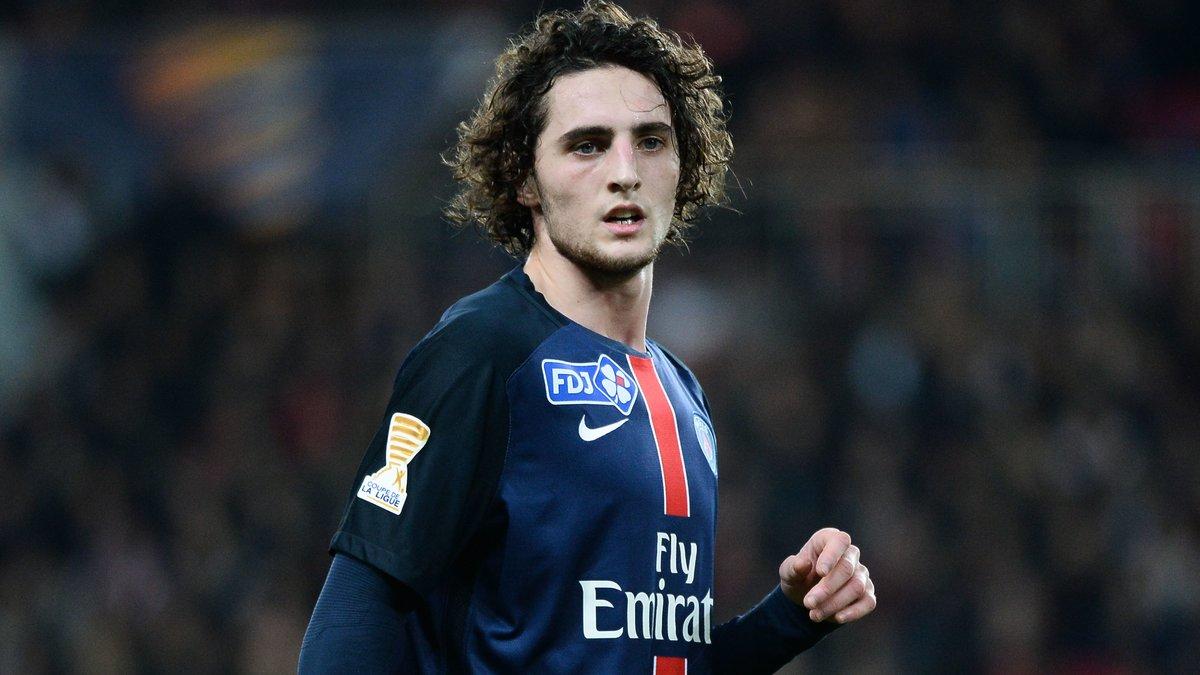 PSG : Nasser Al-Khela�fi recadre s�rieusement Adrien Rabiot