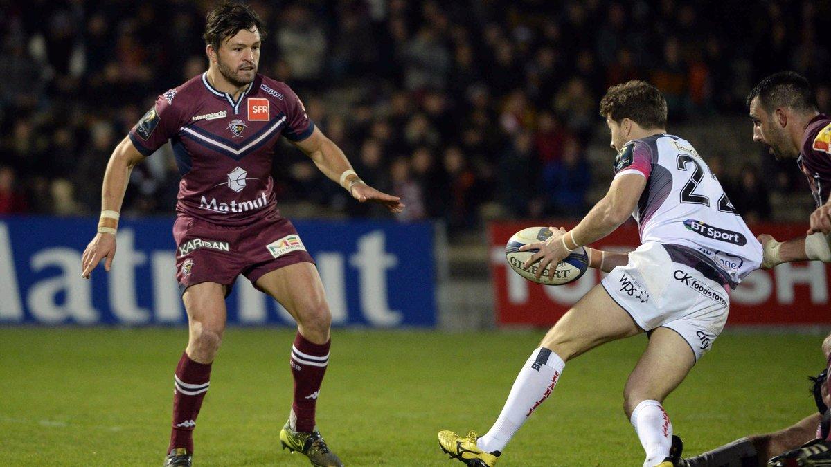Rugby : Ce finaliste de la Coupe du monde «impressionné» après son premier match en France
