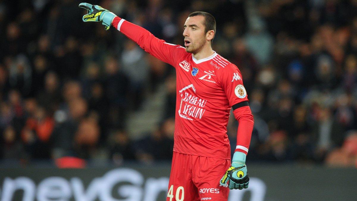 Le show Bernardoni contre Rennes