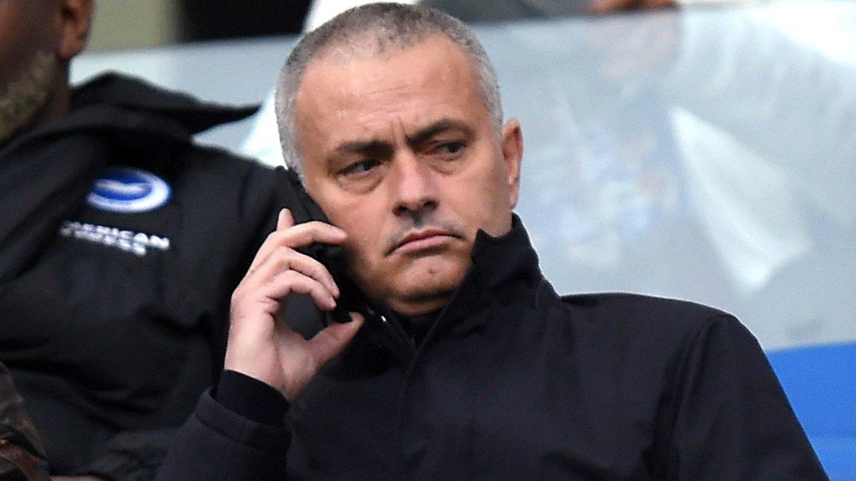 Un contrat surréaliste proposé à Mourinho au Brésil