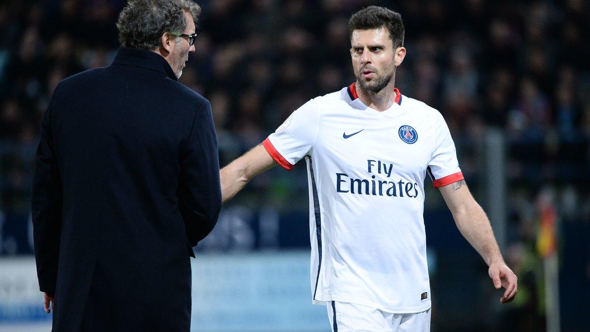 Mercato - PSG : Thiago Motta prend position pour l'avenir de Laurent Blanc !