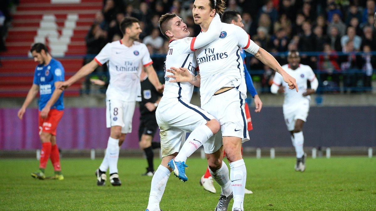 PSG : Higuain, Suarez… Quand Marco Verratti s'enflamme pour Ibrahimovic