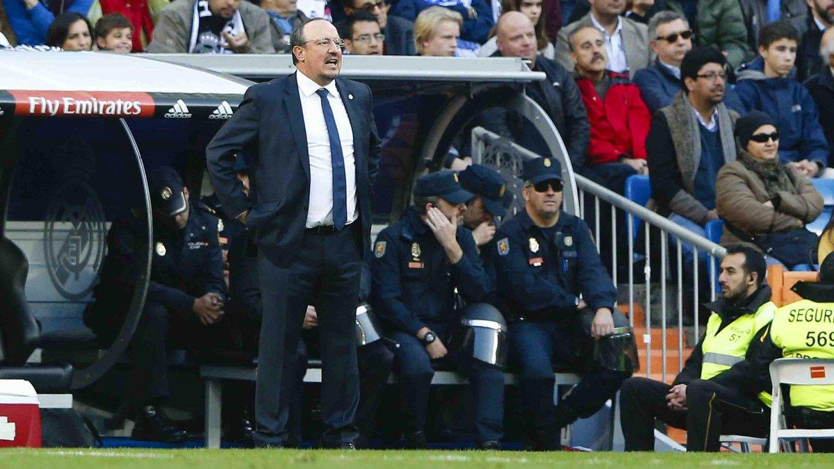 Real Madrid : Cette légende du club qui ne succédera pas à Benitez