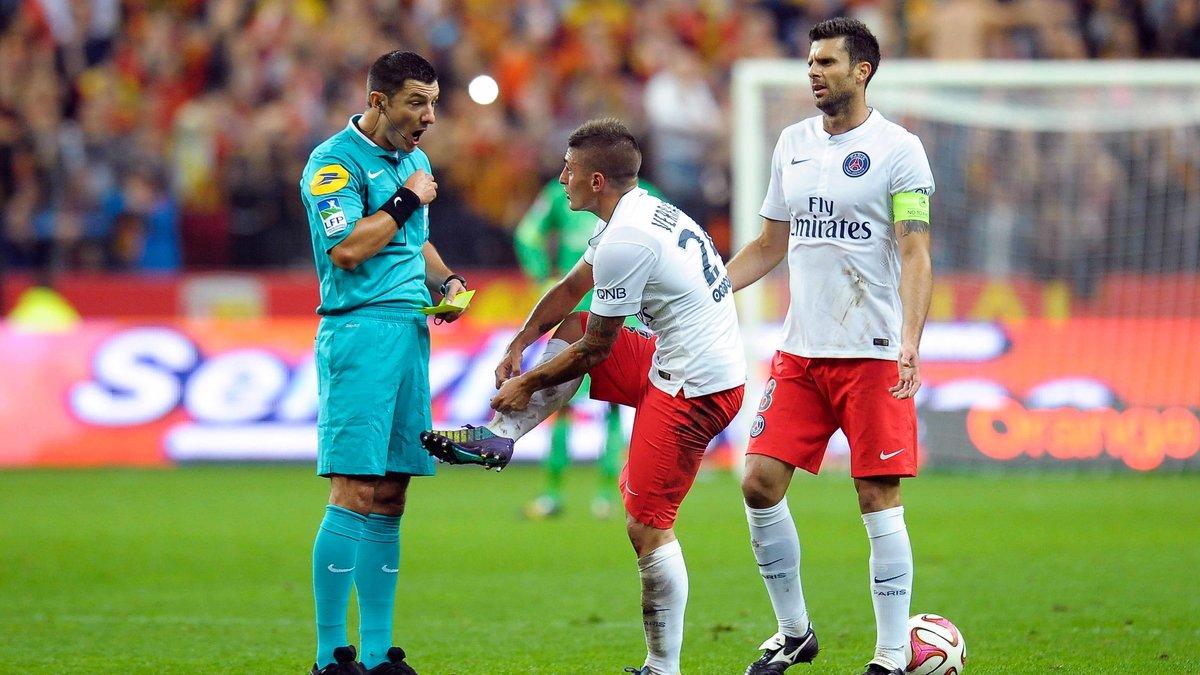PSG : Quand Verratti déclare sa flamme à Thiago Motta