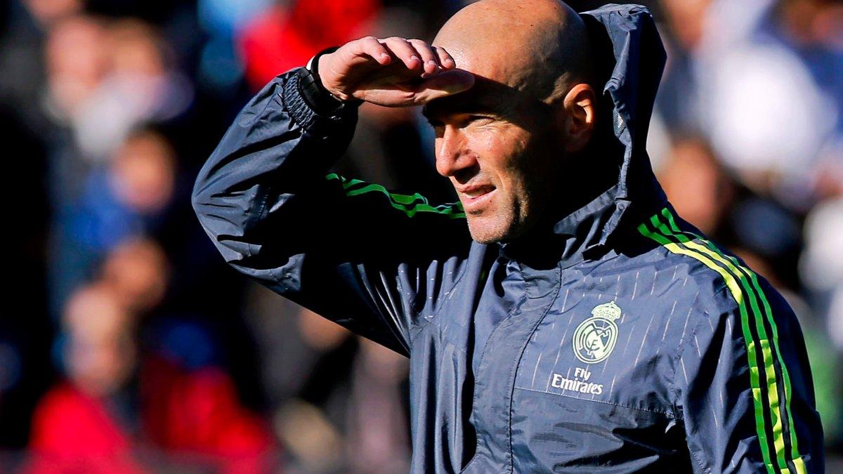 Real Madrid : Zinedine Zidane adresse un message à Rafael Benitez