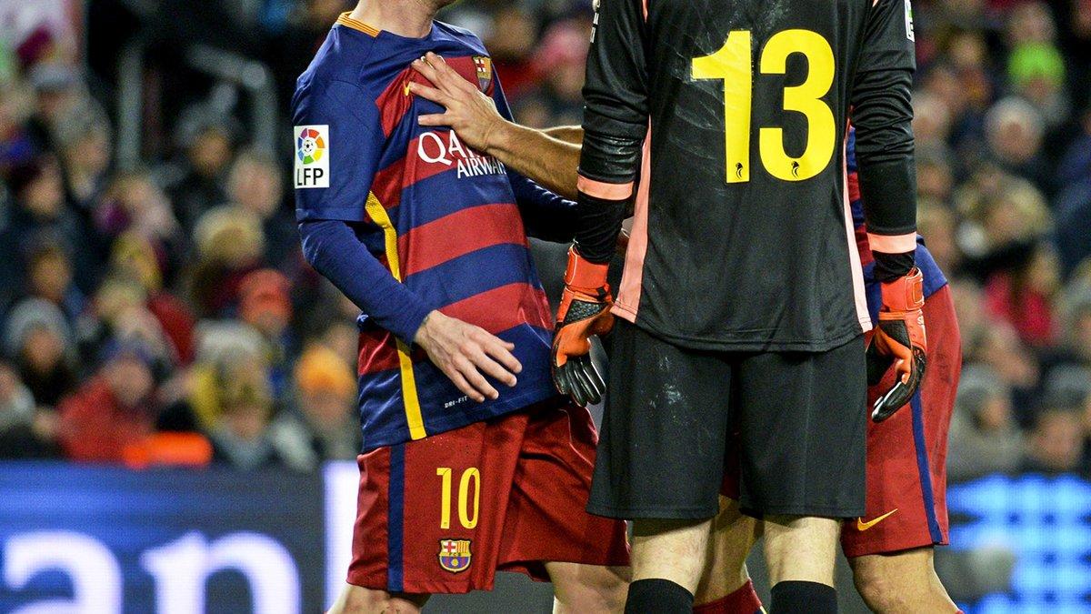 Ce joueur qui commente son mauvais geste sur Lionel Messi