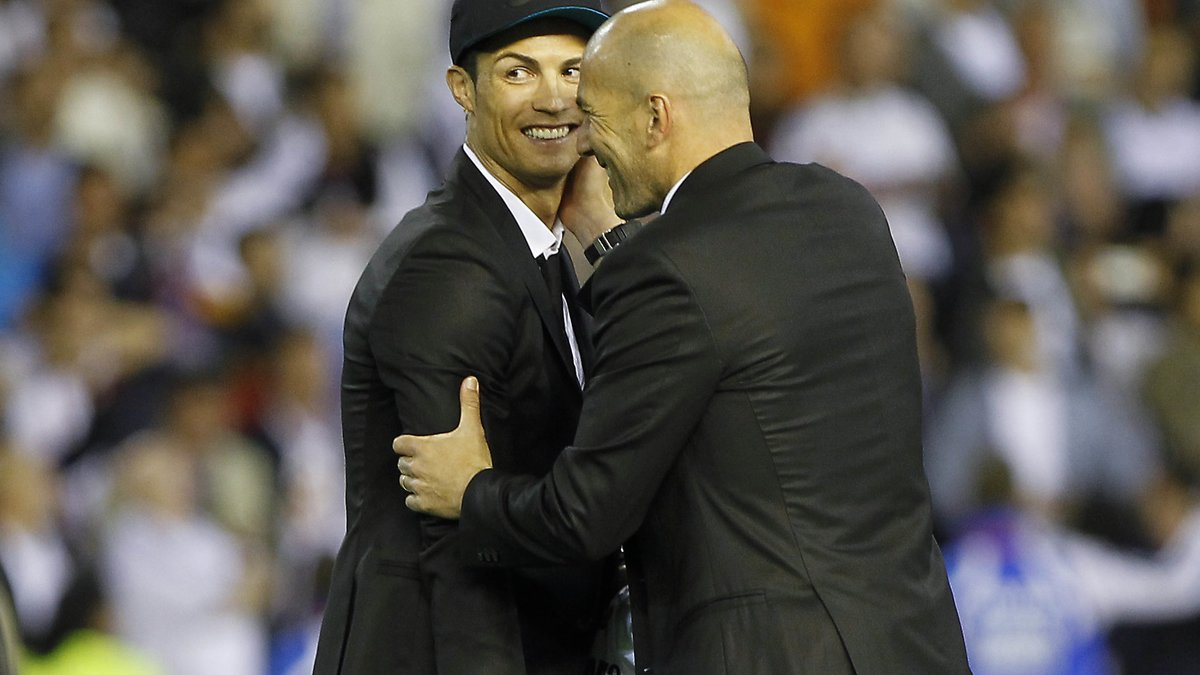 Real Madrid : Cristiano Ronaldo pointe une différence entre Zidane et Benitez