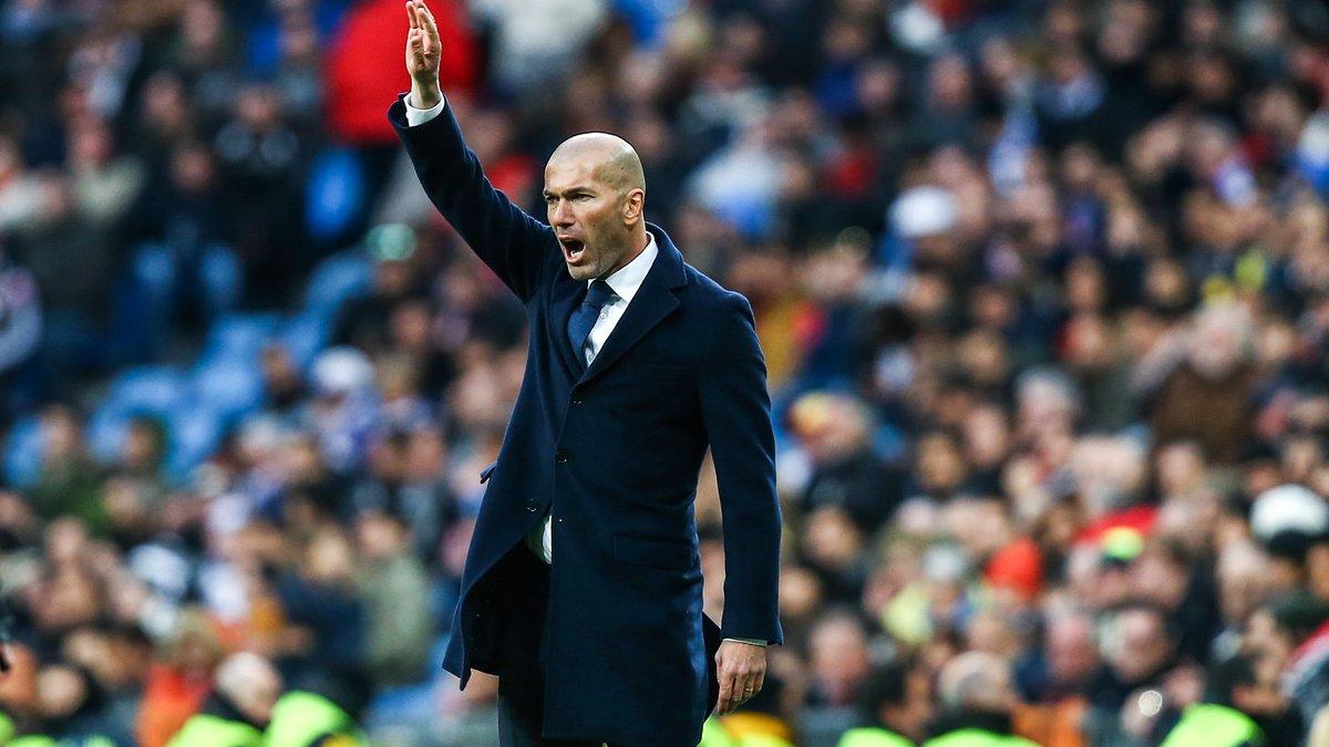 Real Madrid : Zinedine Zidane juge ses premiers pas à la tête du Real Madrid