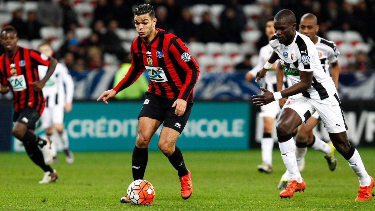La nouvelle mise au point de l'OGC Nice sur l'avenir d'Hatem Ben Arfa