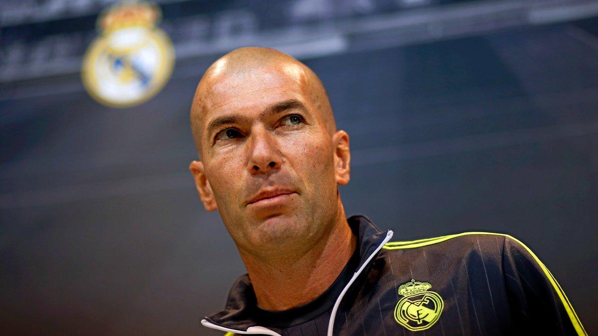 Real Madrid : Zidane réagit aux propos de Sergio Ramos