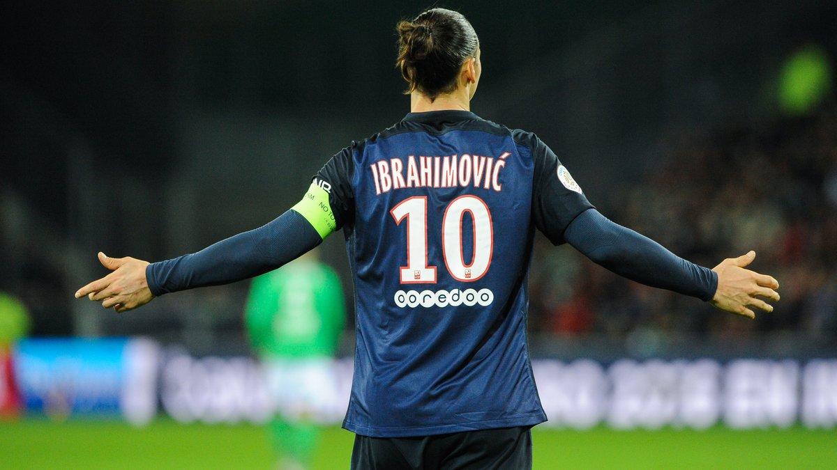 PSG : Zlatan Ibrahimovic aurait une préférence pour son avenir