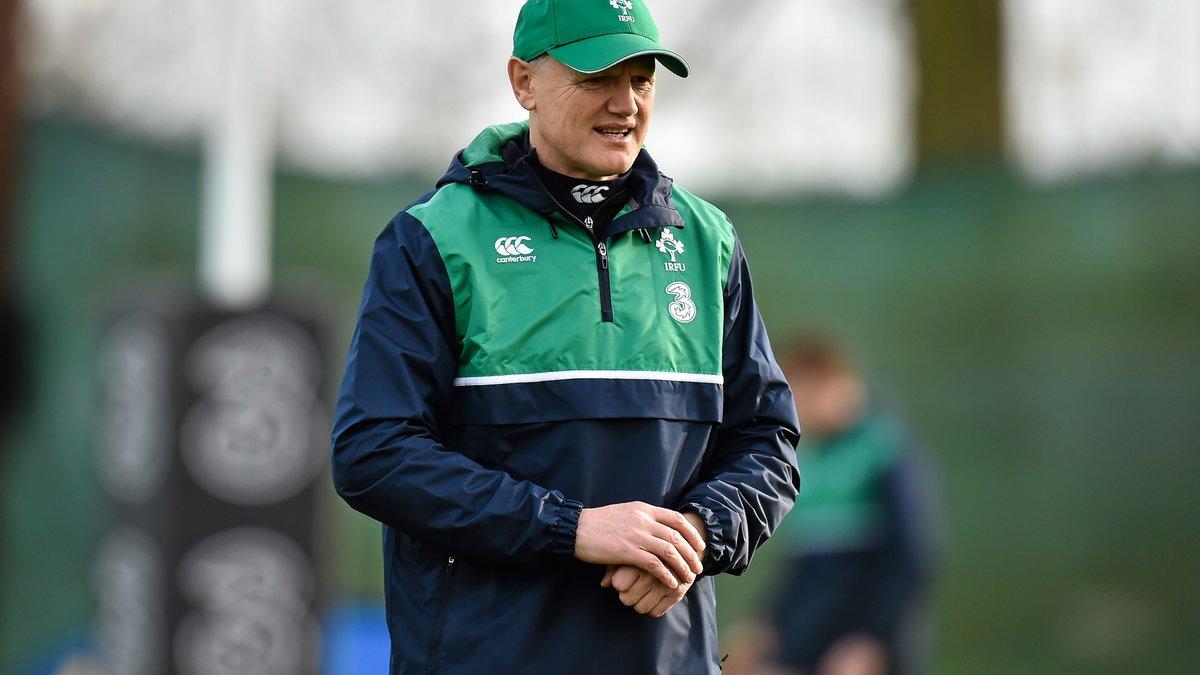 Rugby - XV de France : Le sélectionneur de l'Irlande se livre avant le choc contre les Bleus !