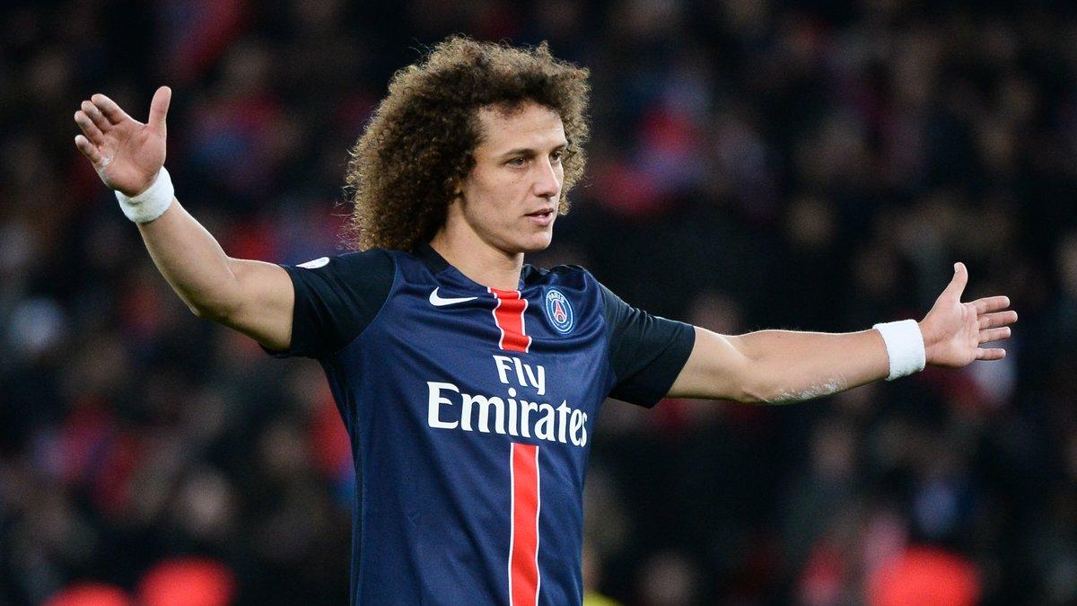 PSG : David Luiz évoque le vide qu'il a laissé dans le vestiaire de Chelsea