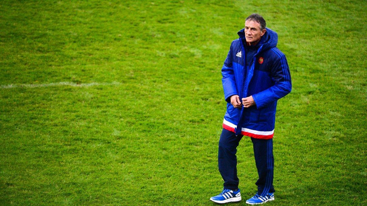 Rugby : XV de France, Guy Novès… Les confidences du sélectionneur de l'Irlande